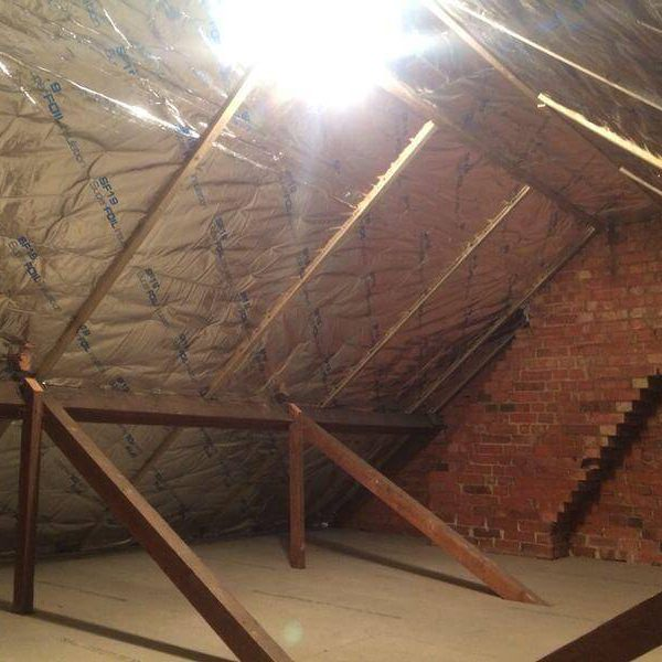 South London Loft Storage Rooms Company Project