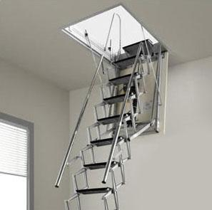 Electric Commercial Ladder