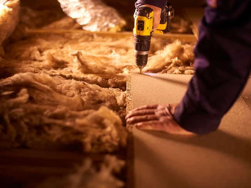 Load Bearing Loft Flooring